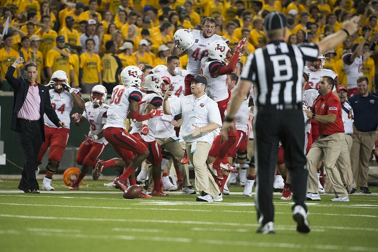Ncaa Football 2017 For Getty Images Click For More - Cooper Neill | Dallas Freelance Photographer