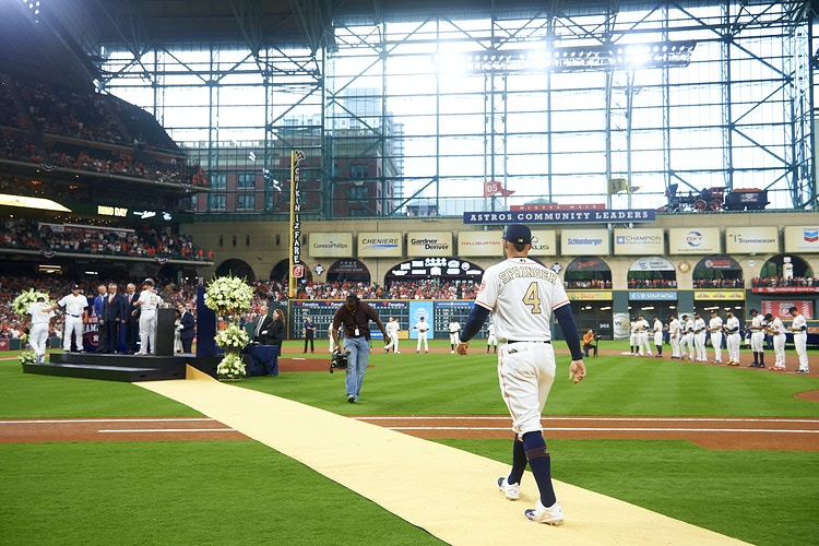Opening Weekend For Mlb Click For More - Cooper Neill | Dallas Freelance Photographer