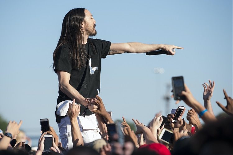 Steve Aoki - Cooper Neill | Dallas Freelance Photographer