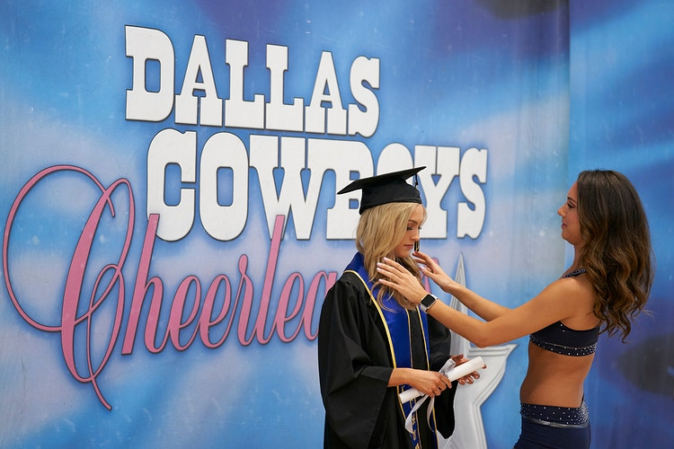 Dallas Cowboys Cheerleaders (for CMT) - Cooper Neill | Dallas Freelance Photographer