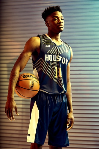 Nick Lovelace (Houston Ballers) - Cooper Neill | Dallas Freelance Photographer