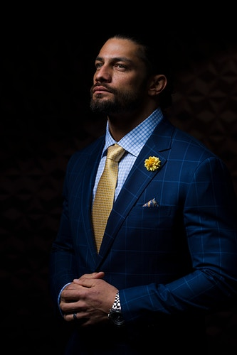 Roman Reigns (WWE) - Cooper Neill | Dallas Freelance Photographer