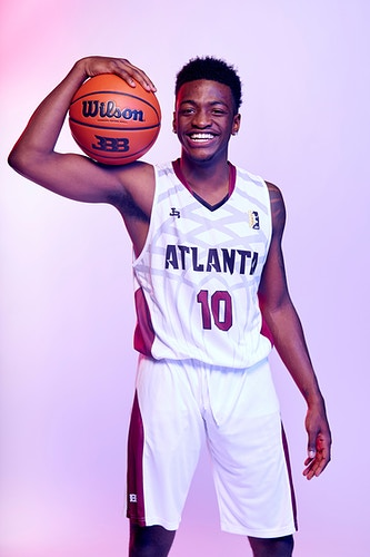 Isom Butler (Atlanta Ballers) - Cooper Neill | Dallas Freelance Photographer