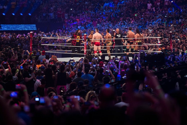 Wrestlemania For Vice - Cooper Neill | Dallas Freelance Photographer