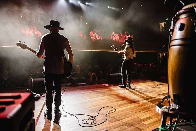 The Ryman Sold out show Nashville,TN 5/17/19 - Corey McCormick