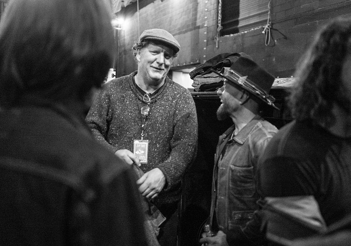 The Paramount Theatre Seattle, WA w/Neil Young night #2 5/21/19 - Corey McCormick
