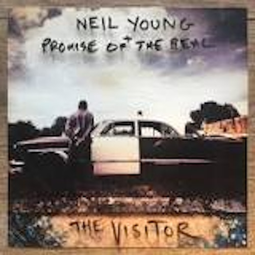 NEIL YOUNG + POTR / THE VISITOR - Corey McCormick