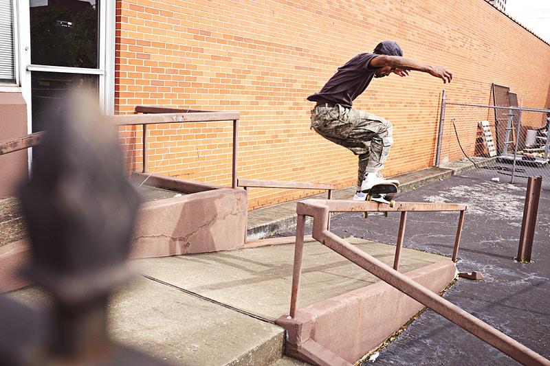 Skateboarding - Corey Rosson Photographs