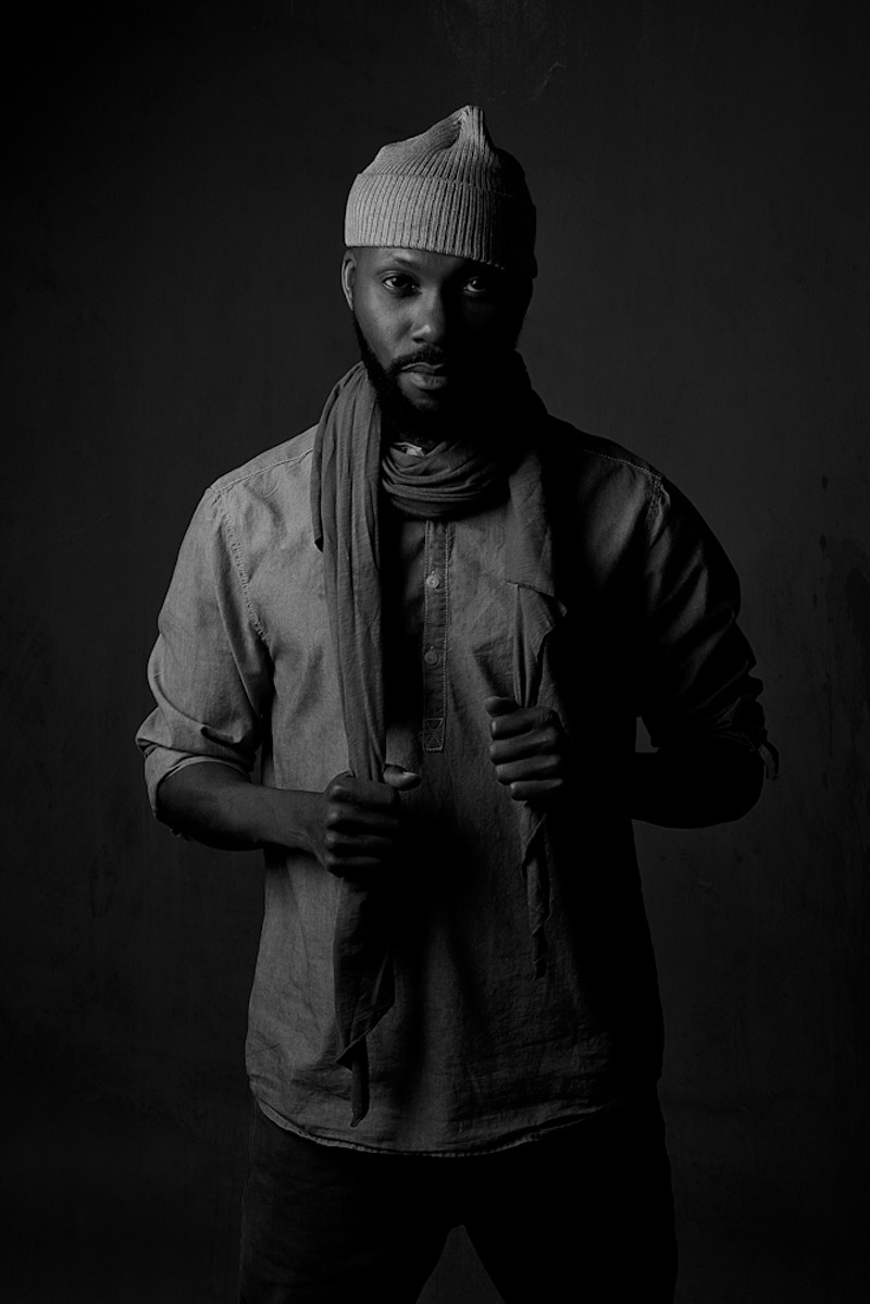 The Black Collection - Chris Charles | Portrait - Commercial Photography