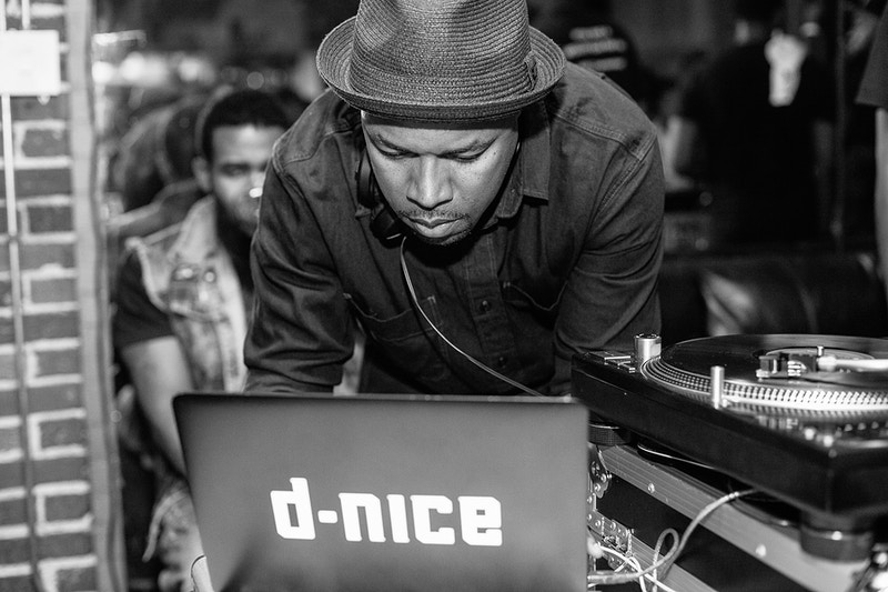 Dj D Nice - Chris Charles | Portrait - Commercial Photography