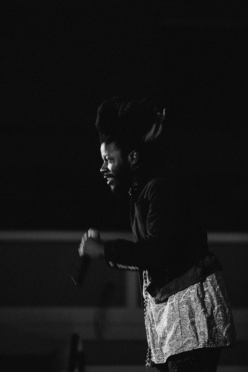 Jesse Boykins III - Chris Charles | Portrait - Commercial Photography