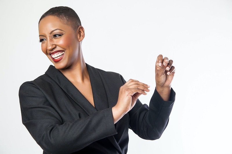 Cicely Mitchell - Chris Charles | Portrait - Commercial Photography