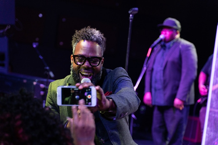 Dwele - Chris Charles | Portrait - Commercial Photography