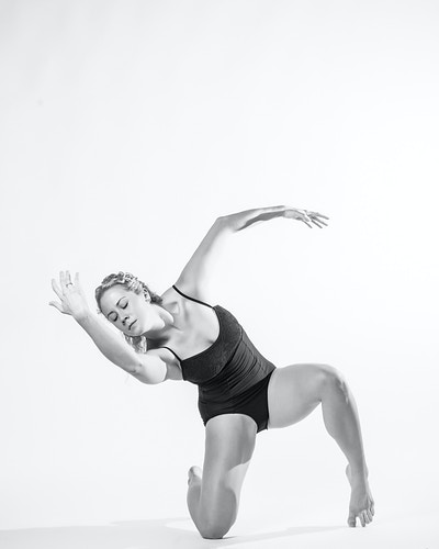 Dance - Chris Charles | Portrait - Commercial Photography