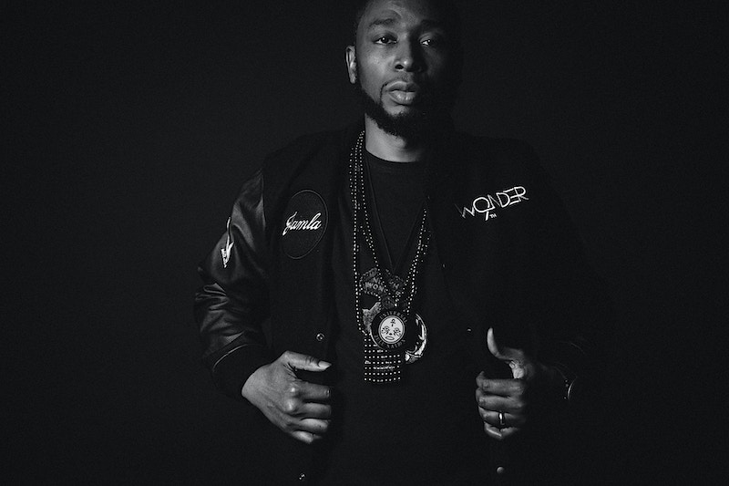 9th Wonder - Chris Charles | Portrait - Commercial Photography