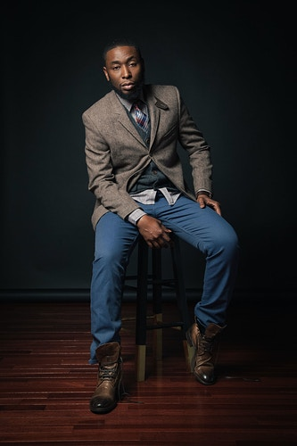 Book - Chris Charles | Portrait - Commercial Photography