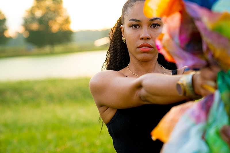 Maye Freelon Garden And Gun - Chris Charles | Portrait - Commercial Photography