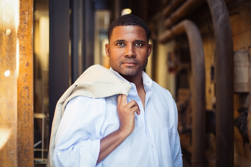 Mike Wiley - Chris Charles | Portrait - Commercial Photography