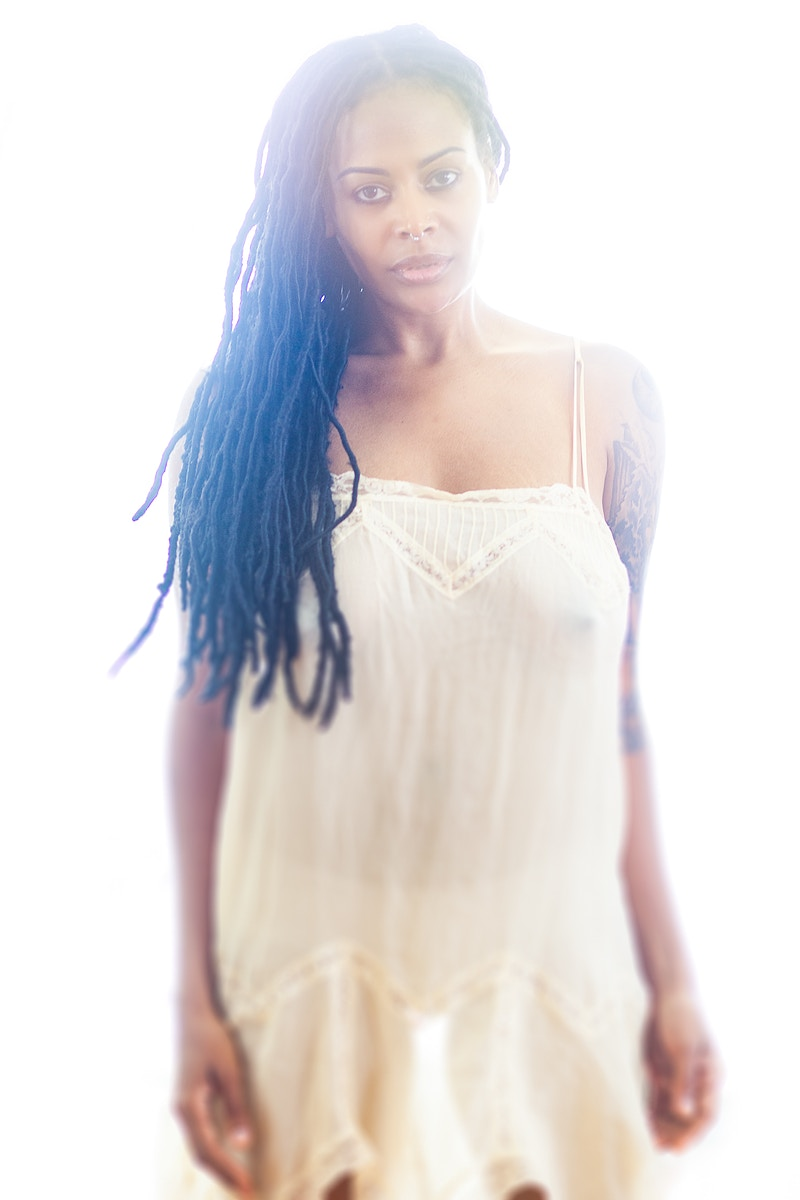 Nneka - Chris Charles | Portrait - Commercial Photography