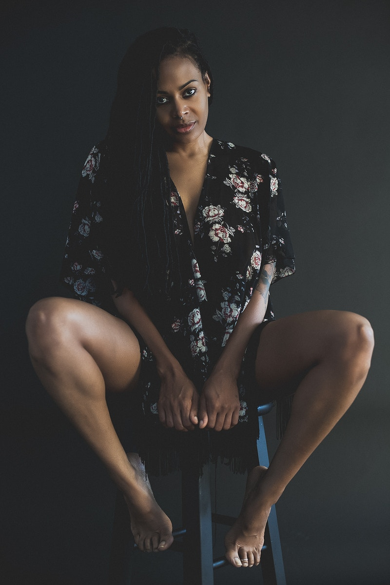 Nneka - Chris Charles   Portrait - Commercial Photography