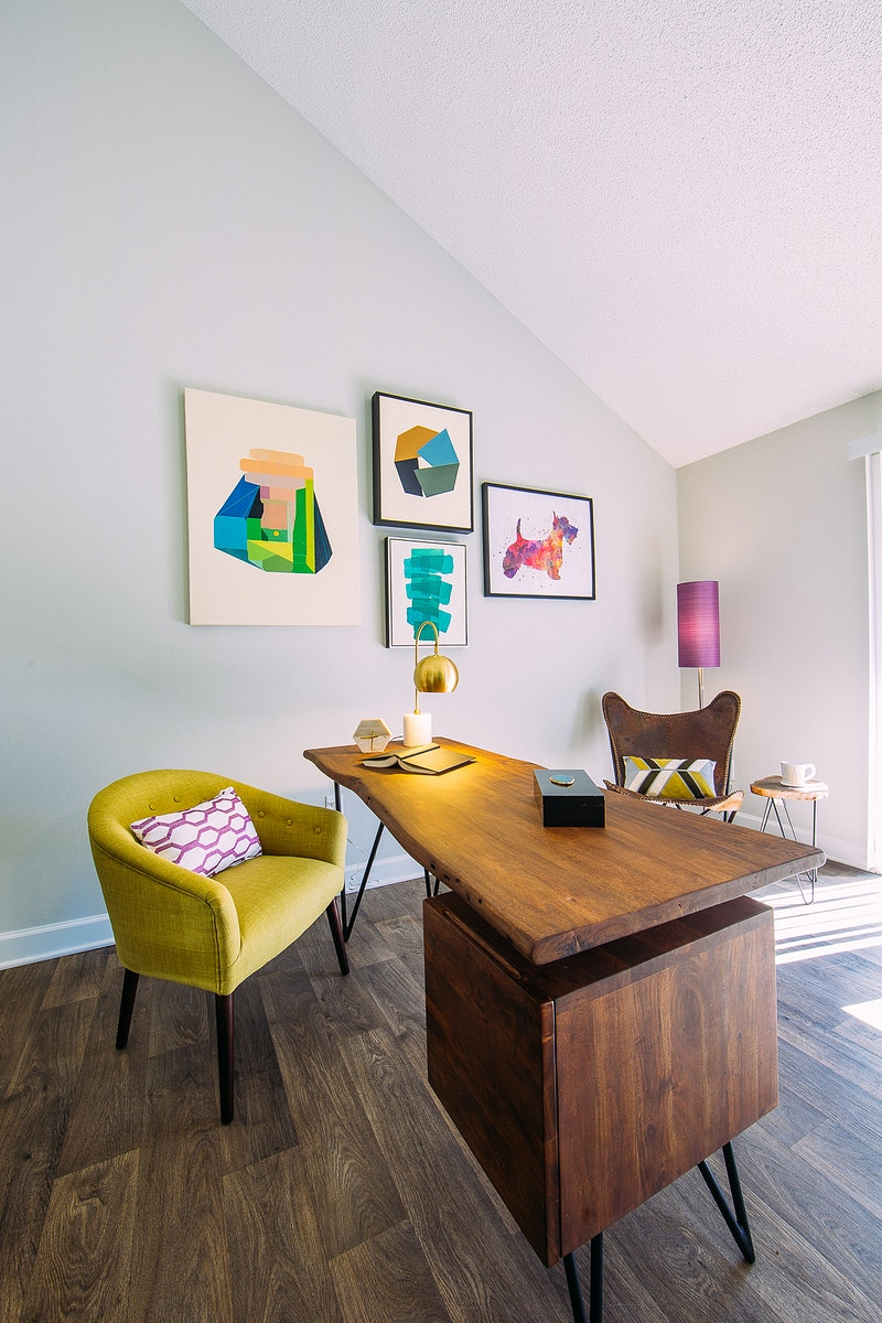 Interiors - Chris Charles   Portrait - Commercial Photography