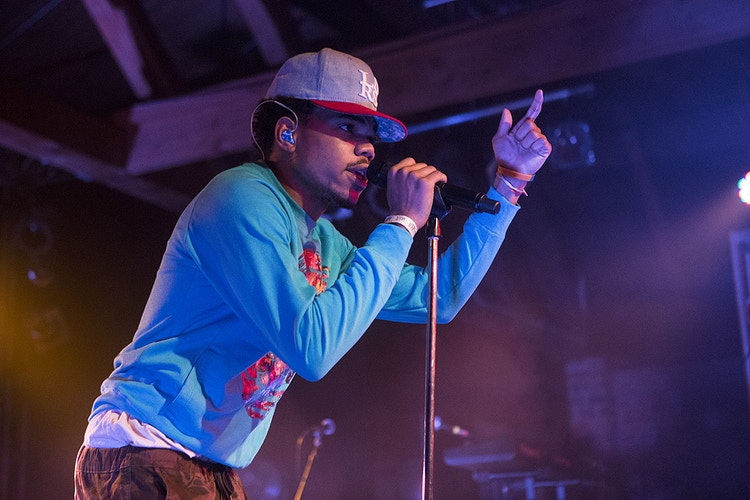 Chance The Rapper - CRICKONTOUR