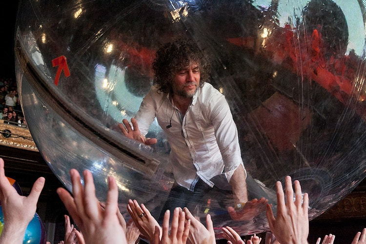 Flaming Lips - CRICKONTOUR