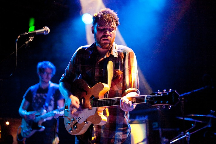 Frightened Rabbit - CRICKONTOUR