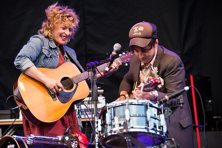 Shovels & Rope - CRICKONTOUR