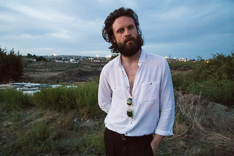 Father John Misty - CRICKONTOUR