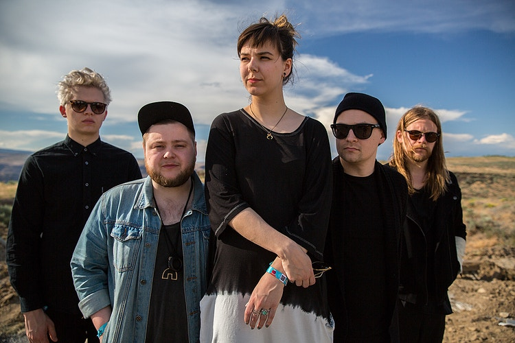 Of Monsters and Men - CRICKONTOUR