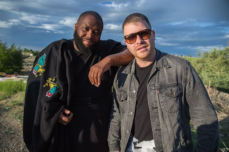 Run The Jewels - CRICKONTOUR