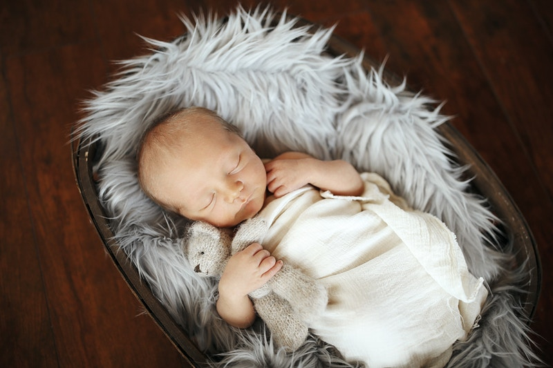 Newborn And Maternity Examples - C. Wright Photography