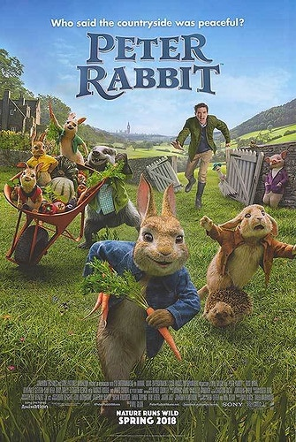 Peter Rabbit - Damien Drew / Art Director