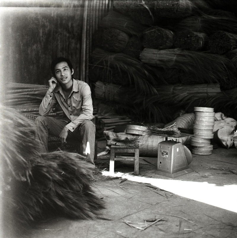Broom Workshop, Vietnam - Daniel Ali Photography & Moving Image