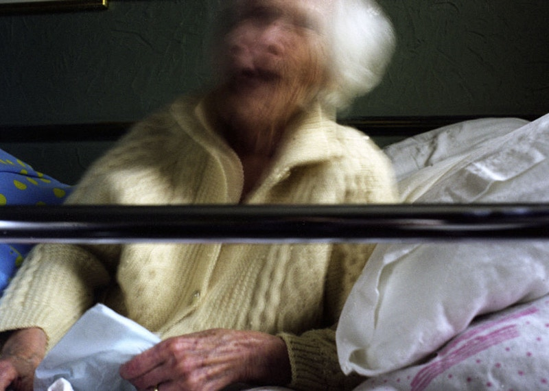 from the series 'A Day With Dementia' - Daniel Ali Photography & Moving Image