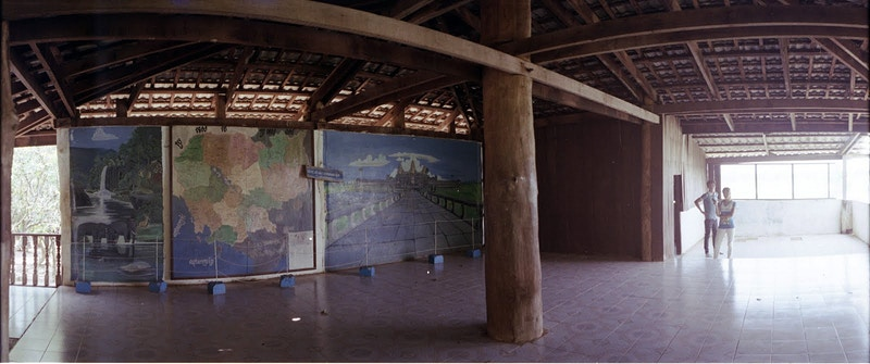 Pol Pot Residence - Daniel Ali Photography & Moving Image