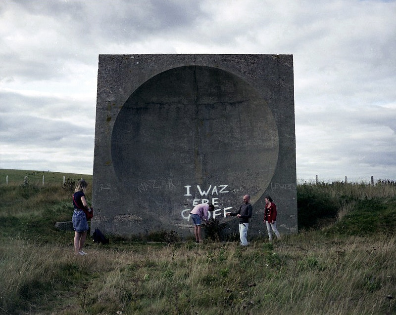 Sound Mirror - Daniel Ali Photography & Moving Image