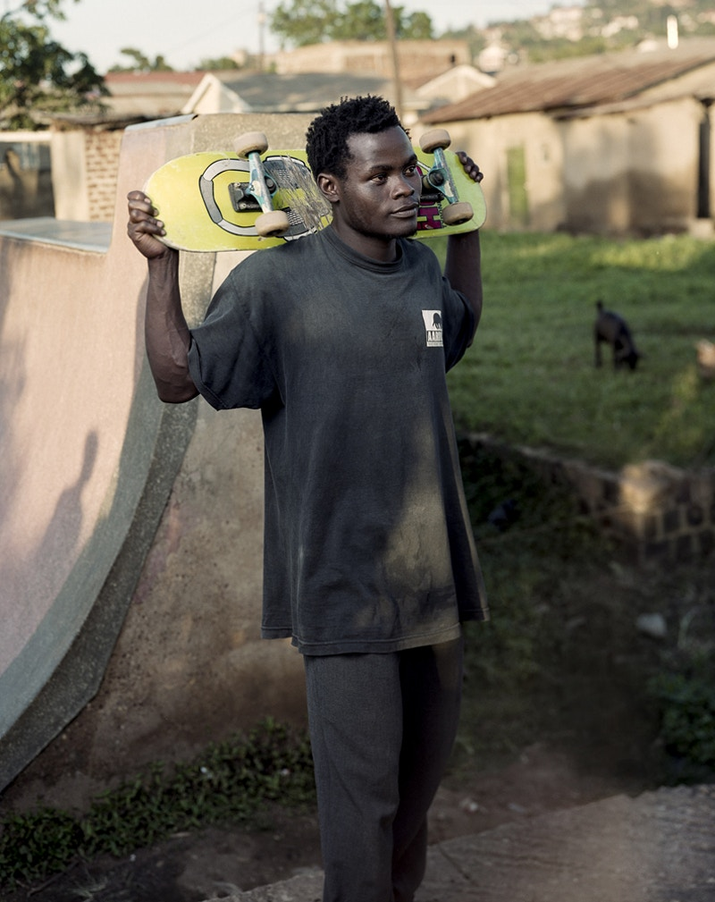 Slum Skaters - Daniel Ali Photography & Moving Image