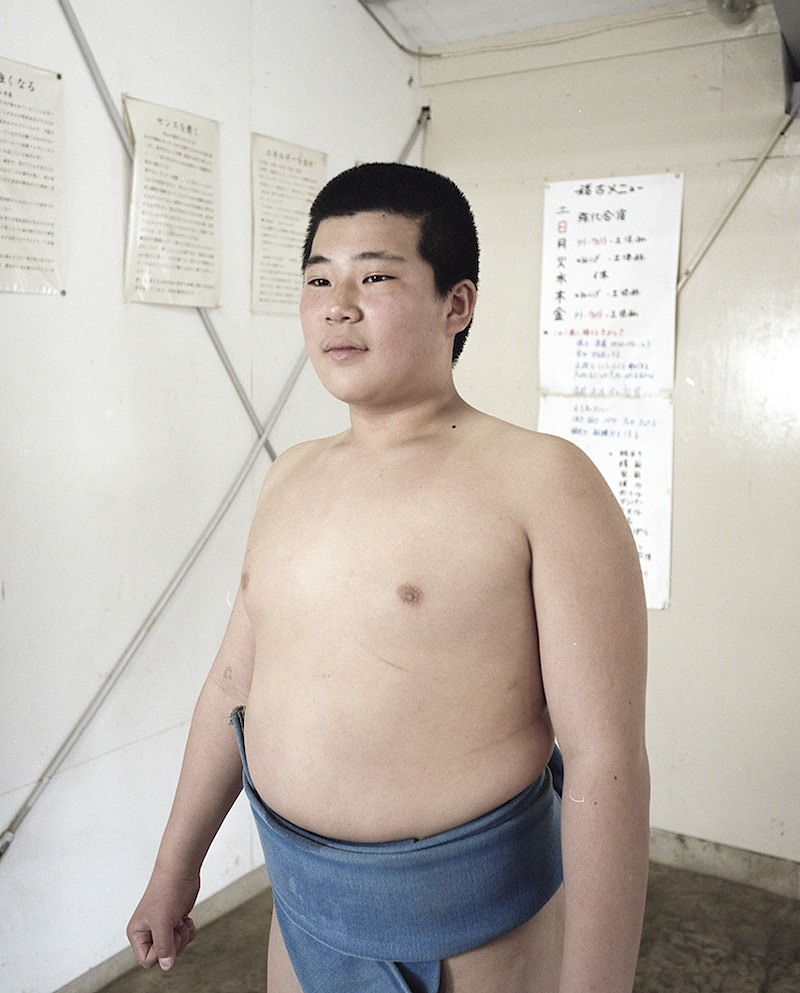 Sumo School - Daniel Ali Photography & Moving Image