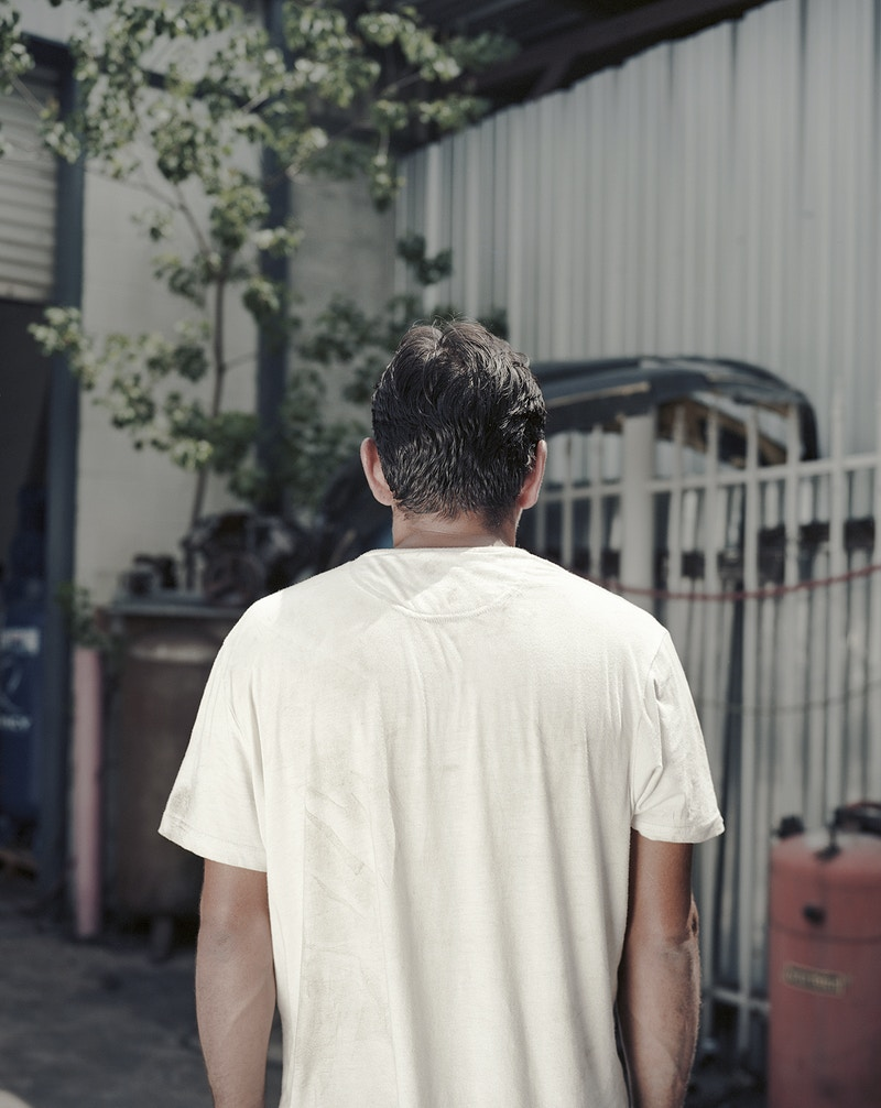 Undocumented Living - Daniel Ali Photography & Moving Image