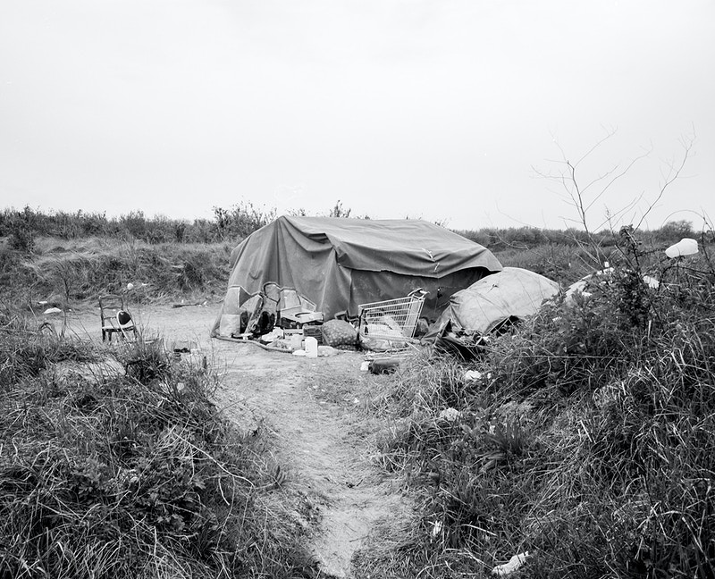 Migrant Camp - Daniel Ali Photography & Moving Image