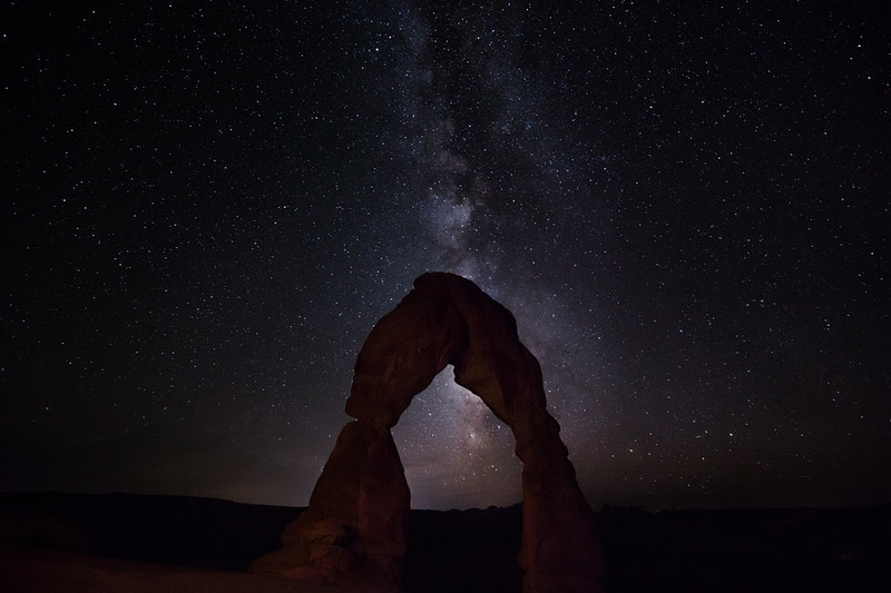 Delicate Arch - Daniel Guinn Photography
