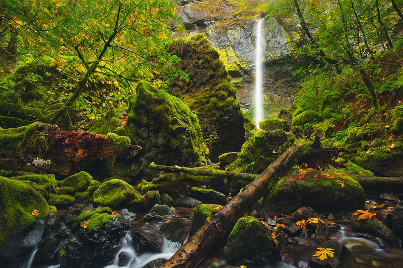 Columbia River Gorge - Daniel Guinn Photography