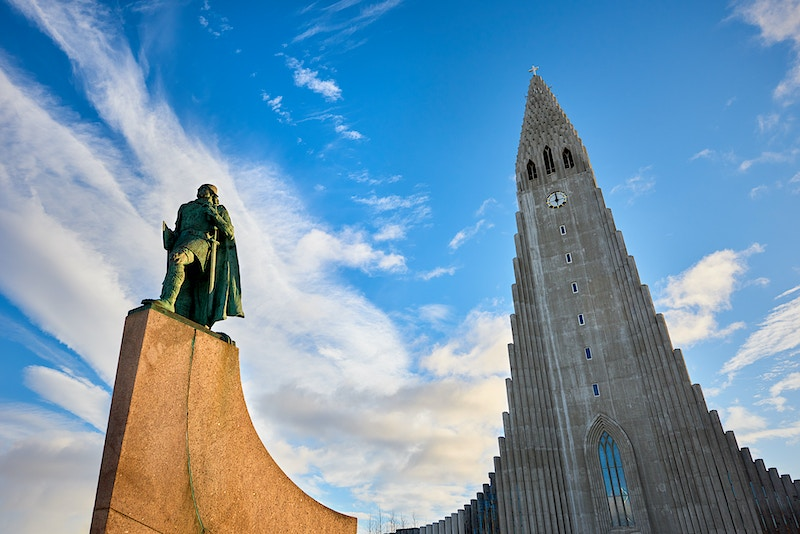 Reykjavik Is - Daniel Guinn Photography