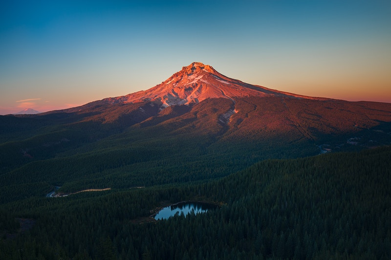 Mt Hood National Forest - Daniel Guinn Photography