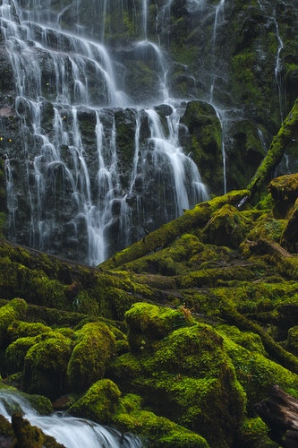 Proxy Falls - Daniel Guinn Photography