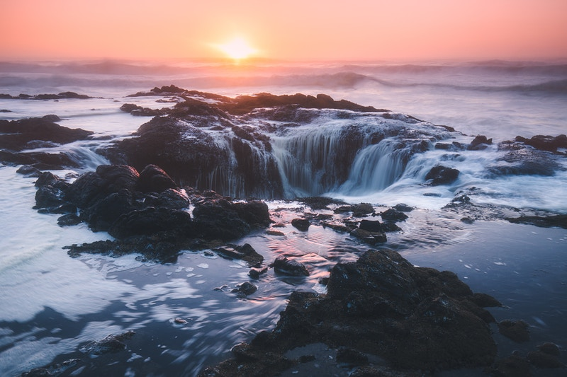 Oregon Coast - Daniel Guinn Photography