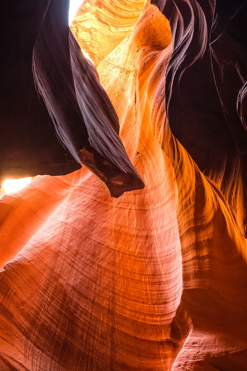 Upper Antelope Canyon - Daniel Guinn Photography