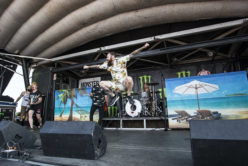 Senses Fail - Dani Sacco Photography